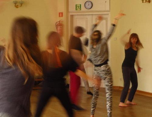 Dlaczego ruch i taniec