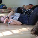 Trzy warstwy ruchu – ćwiczenie do własnej praktyki